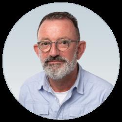 Paul van der Steen, senior begeleider manager