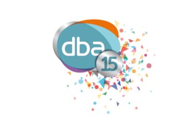DBA 15 jaar