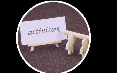 Nieuwe activiteiten