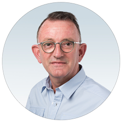 Paul van der Steen, Senior Begeleider
