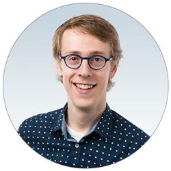 Sander Wisse, senior begeleider